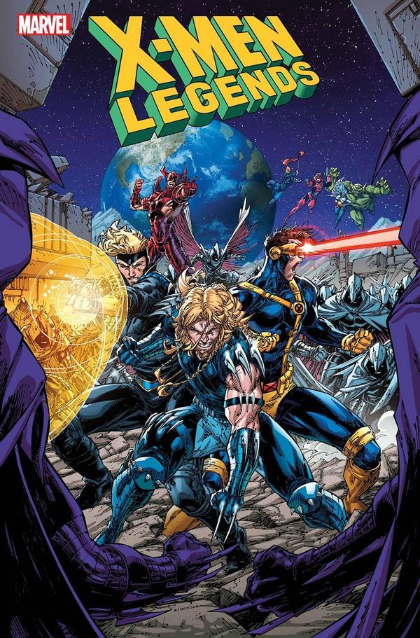 X-MEN LEGENDS 1 (VO) Fabian Nicieza - Brett Booth