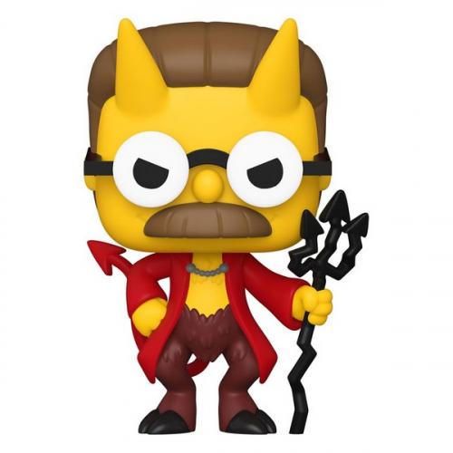 Funko Pop The Simpsons Treehouse of Horror - Devil Flanders 1029