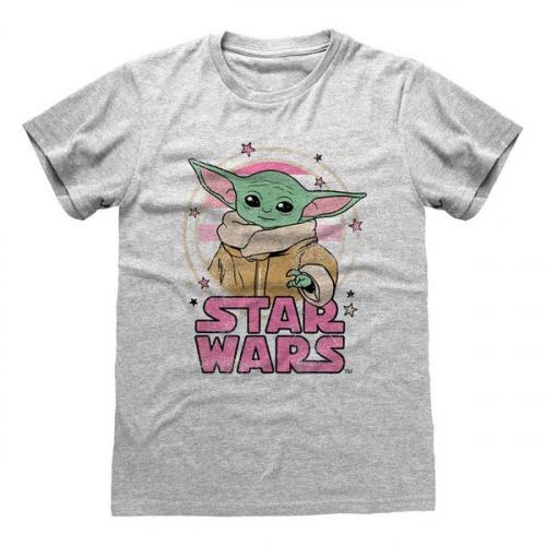 Star Wars The Mandalorian T-Shirt Starry Child