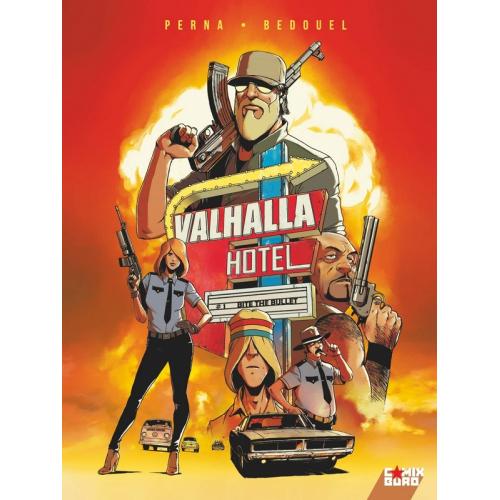 Valhalla Hotel - Tome 1: Bite the bullet (VF)