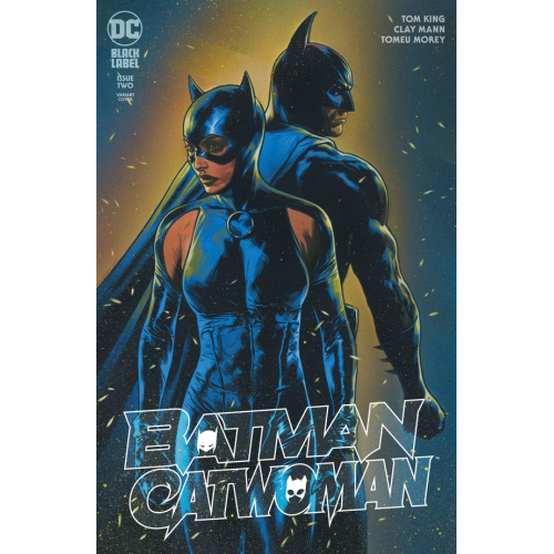 BATMAN CATWOMAN 2 TRAVIS CHAREST VAR ED (VO)