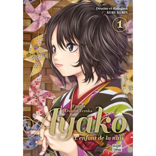 Ayako l'enfant de la nuit Tome 1 (VF)