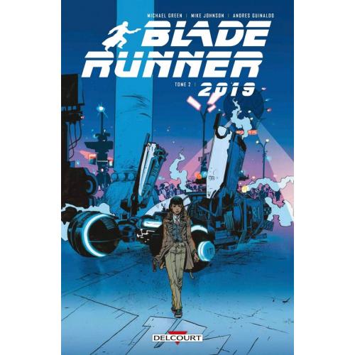 Blade Runner 2019 Tome 2 (VF)