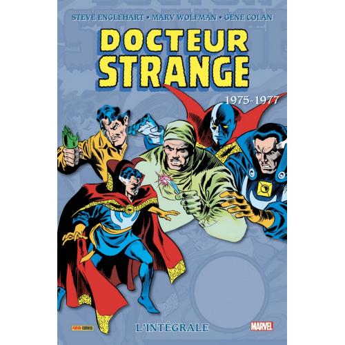 DR STRANGE : L'INTEGRALE 1975-1977 (VF)