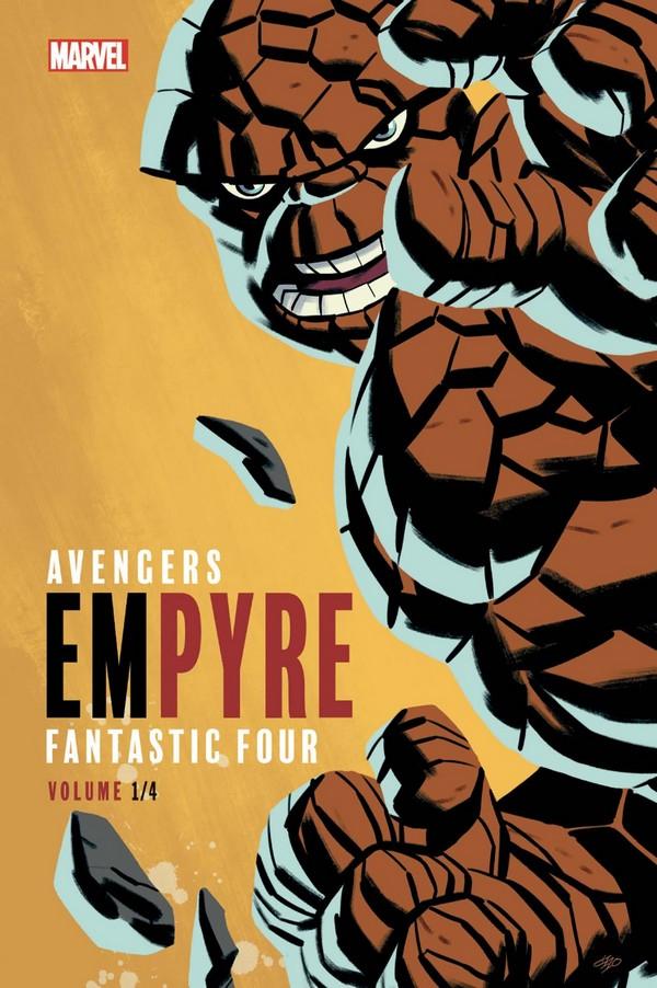 Empyre Tome 1 Édition Collector (VF)