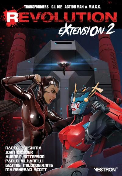 REVOLUTION : EXTENSION 2 - TRANSFORMERS / G.I. JOE / ACTION MAN / M.A.S.K. (VF)