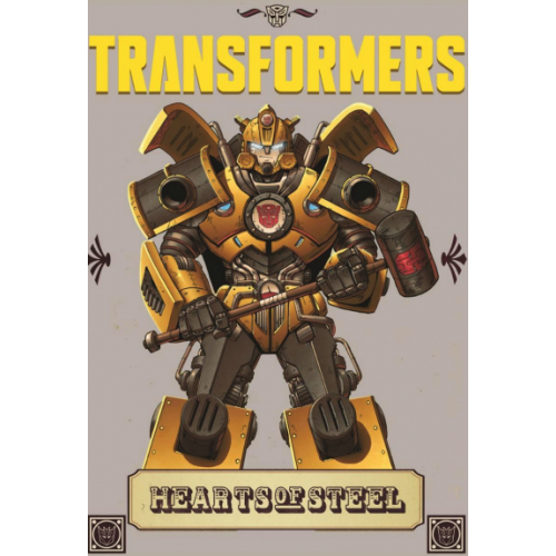 TRANSFORMERS : HEARTS OF STEEL (VF)