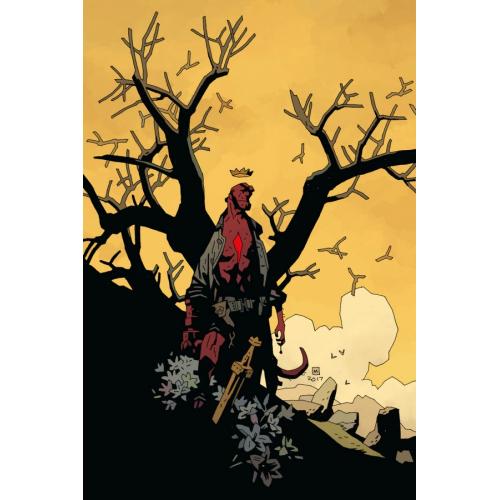 Hellboy Omnibus Volume 3: The Wild Hunt TP (VO)