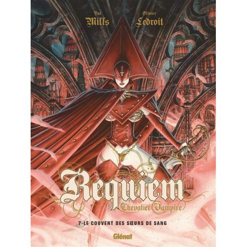Requiem Tome 7 : Le couvent des soeurs de sang (VF)