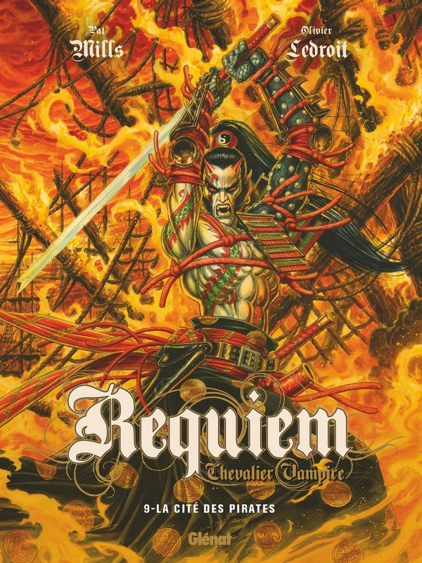 Requiem Tome 9 : La cité des pirates (VF)
