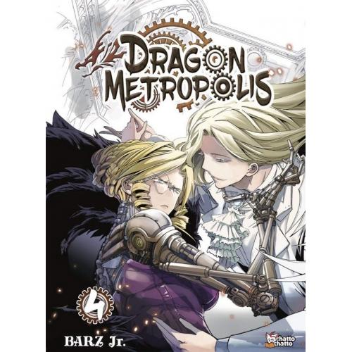 Dragon Metropolis Tome 4 (VF)