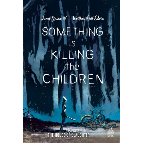 Something is killing the children Tome 2 (VF)