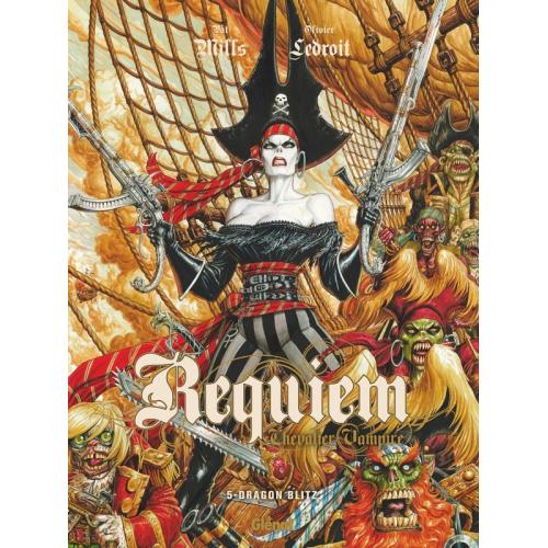Requiem Tome 5 : Dragon Blitz (VF)
