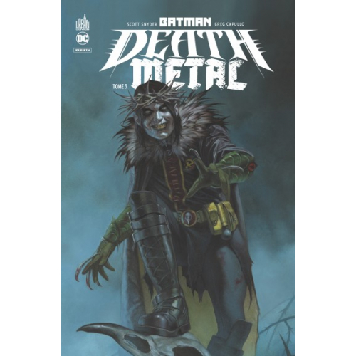Batman Death Metal Tome 3 (VF)