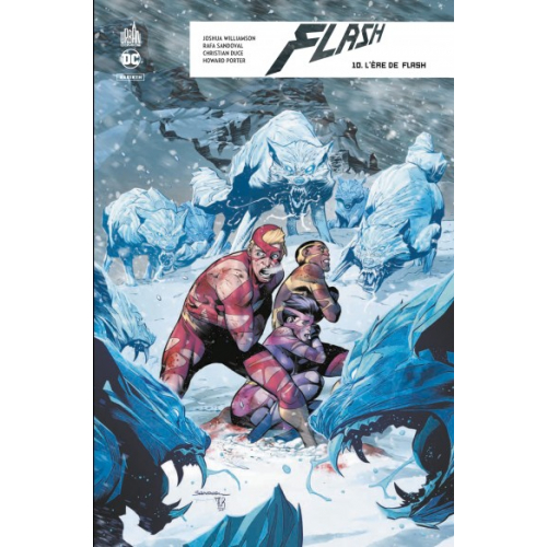 Flash Rebirth Tome 10 (VF)