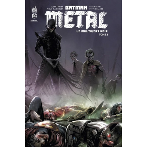 Batman Metal : Le Multivers Noir Tome 2 (VF)
