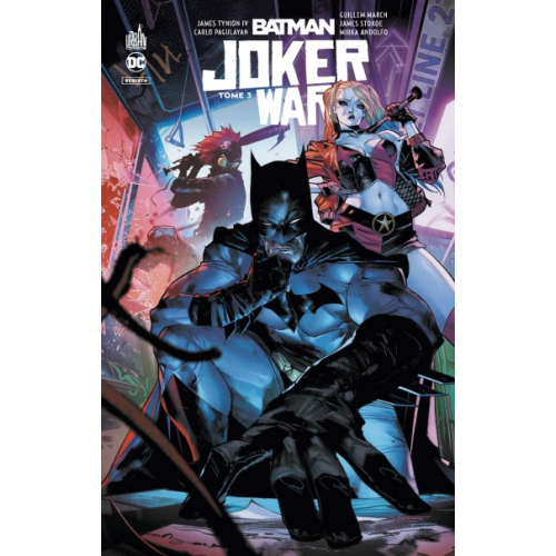 Batman Joker War Tome 3 (VF)