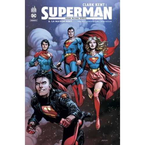 Clark Kent : Superman Tome 6 (VF)