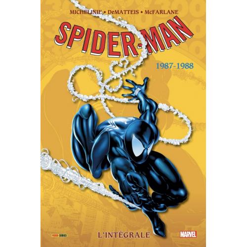 SPIDER-MAN : L'INTEGRALE 1987-1988 (VF)
