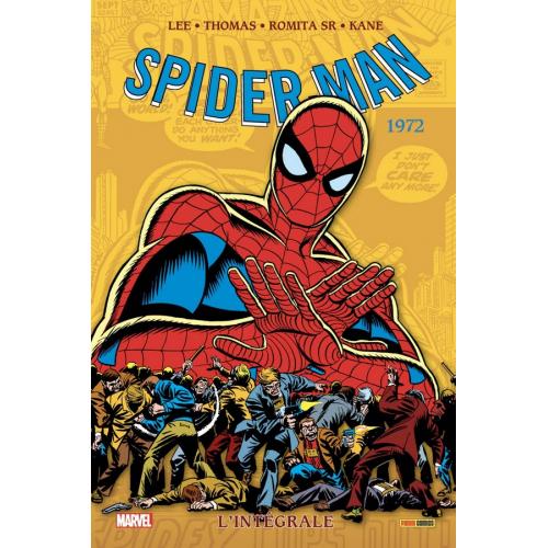 Spider-Man : L'intégrale 1972 (Nouvelle édition) (VF)