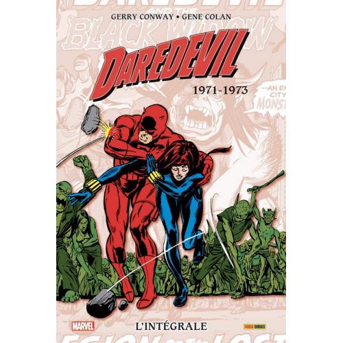 Daredevil : L'intégrale 1971-1973 (VF)