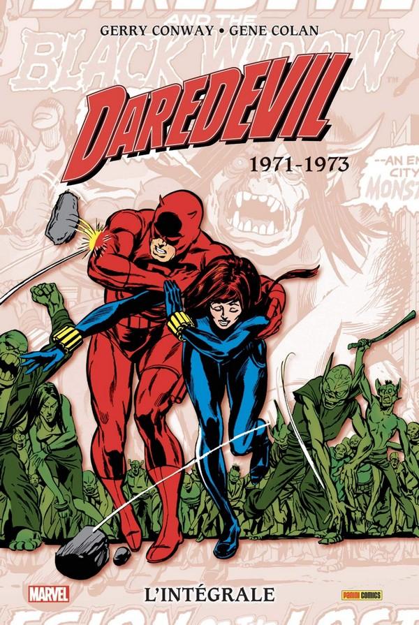 Daredevil : L'intégrale 1972 (VF)