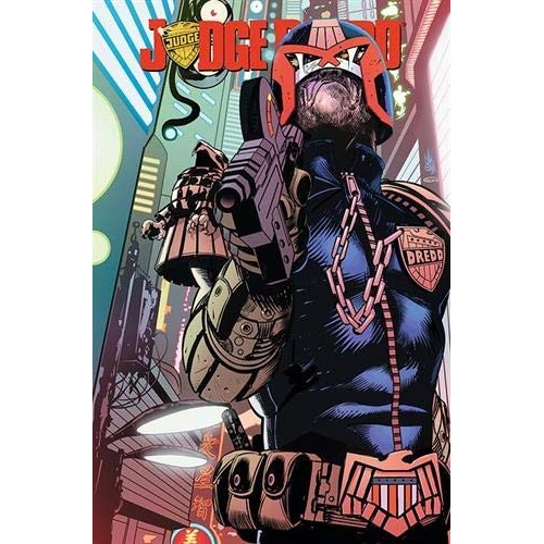 Judge Dredd Tome 4 (VF)
