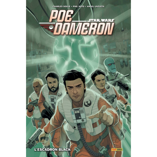 STAR WARS POE DAMERON TOME 1 : L'ESCADRON BLACK (VF)