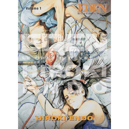 Eden Perfect Edition Tome 1 (VF)