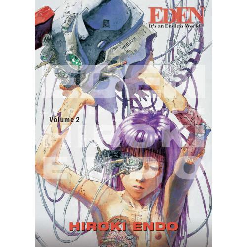 Eden Perfect Edition Tome 2 (VF)