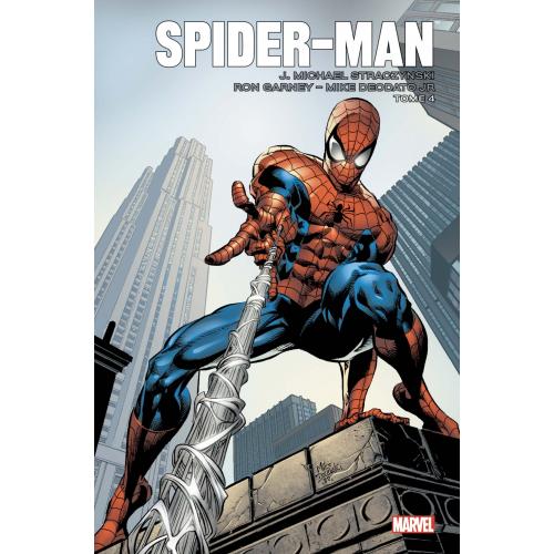 SPIDER-MAN PAR J. M. STRACZYNSKI TOME 4 (VF) - ICONS