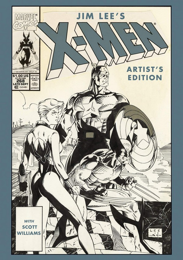 DAVE COCKRUM X-MEN ARTIFACT ED HC (VO)