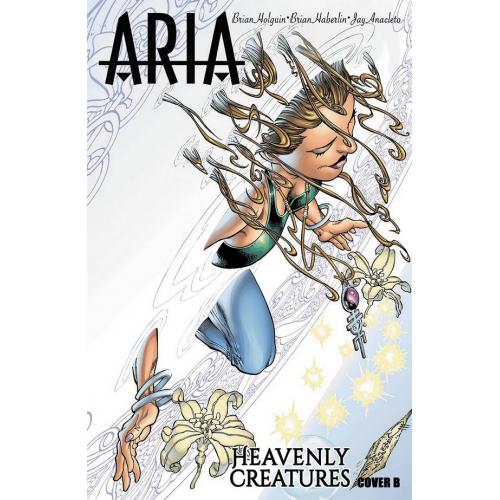 ARIA HEAVENLY CREATURES (ONE-SHOT) CVR B QUESADA & MIKI (VO)