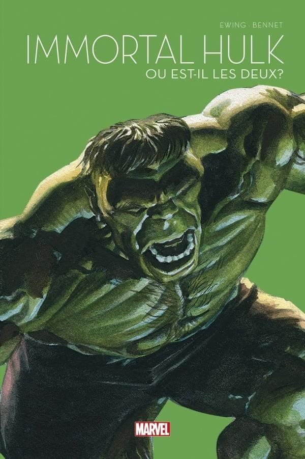 Immortal Hulk : Ou est-il les deux ? (VF) Le Printemps des Comics à 5,99€ - Exclusivité Boutique et Click & Collect