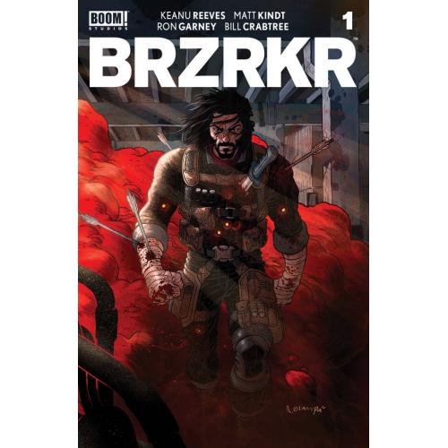 BRZRKR (BERZERKER) 1 CVR A GRAMPA (MR) (VO)