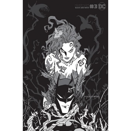BATMAN BLACK AND WHITE 3 (OF 6) CVR C KHARY RANDOLPH POISON IVY VAR (VO)