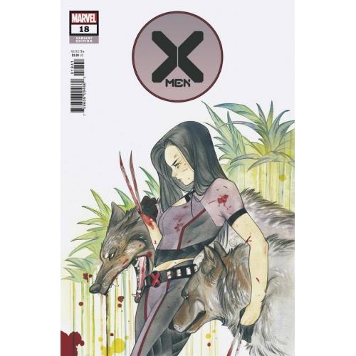 X-MEN 18 MOMOKO VAR (VO) Jonathan Hickman - Mahmud Asrar