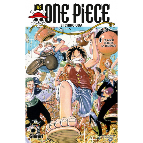 One Piece Édition Originale Volume 12 (VF)