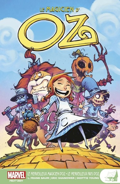 Wizard of Oz (VF)