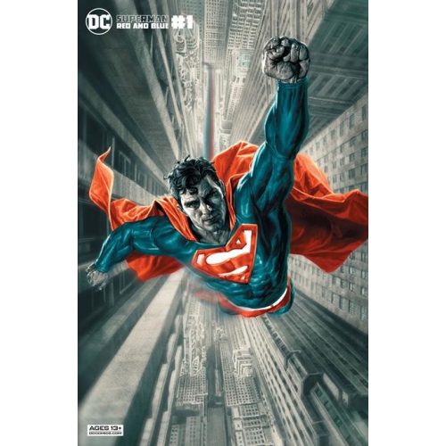 SUPERMAN RED & BLUE 1 (OF 6) CVR B LEE BERMEJO VAR (VO)