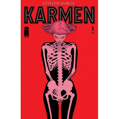 KARMEN 1 CVR A MARCH (VO)