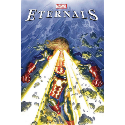 DF ETERNALS 1 ROSS CGC GRADED (VO)