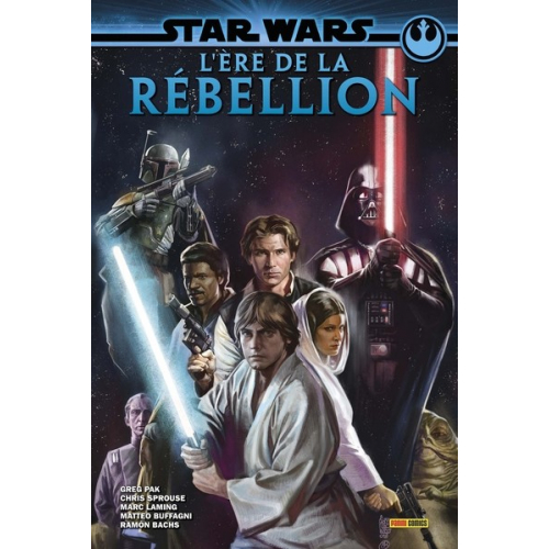 Star Wars : L'ère de la Rebellion (VF)