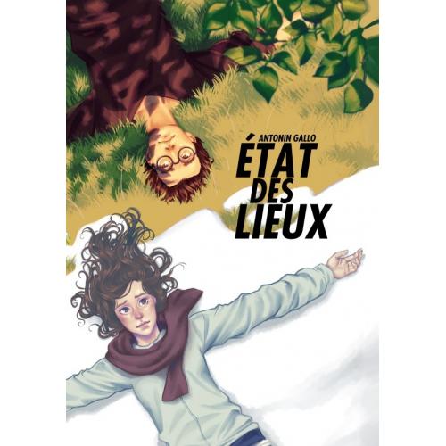 Etat des Lieux - Antonin Gallo (VF) Signé par Antonin Gallo - Ex Libris Offert