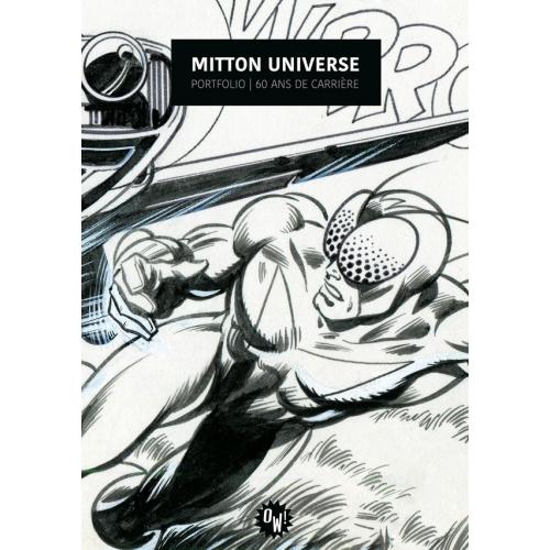 MITTON UNIVERSE PORTFOLIO - 60 ANS DE CARRIERE