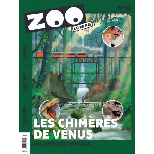 ZOO LE MAG - N°80