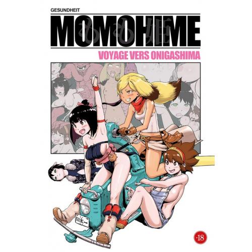 Momohime : Voyage vers Onigashima (VF)