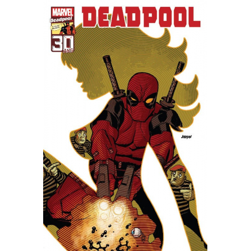 Gratuit : Deadpool 30 ans 24 pages (VF)