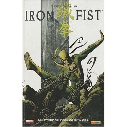 Iron fist L'histoire du dernier iron fist Tome 1 (VF) occasion