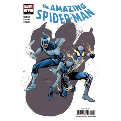 AMAZING SPIDER-MAN 62 (VO)
